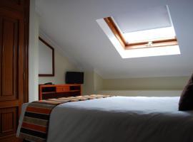 Hotel Anunciada, hotel en Baiona