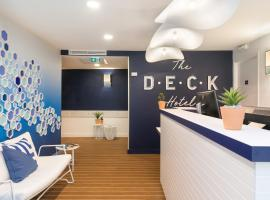 The Deck Hotel by Happyculture