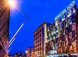 Bogotá 100 Design Hotel, hotel in Bogotá