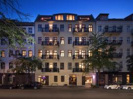 Luxoise Apartments