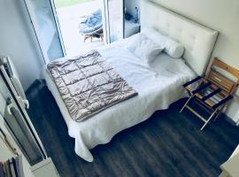 Room in Luxe flat @ breakfast