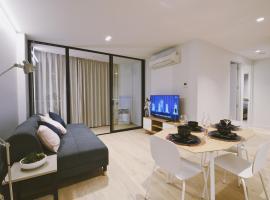 HFN Skyline Luxury Apartment