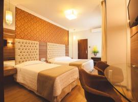 Curitiba Palace Hotel, hôtel à Curitiba