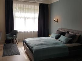 Center Luxury Apartment, hotel near Valmiera Culture Centre, Valmiera