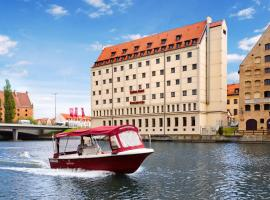 Qubus Hotel Gdańsk, hotel sa Gdańsk