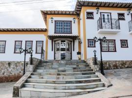 Pousada Dom Xavier, hotel in Tiradentes