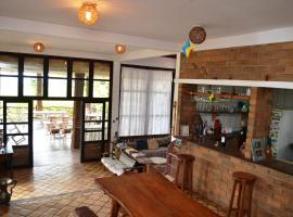 Pousada Alto do Cajueiro, pet-friendly hotel in Lençóis