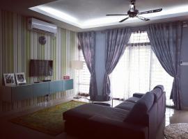 Arianna Homestay, hotel in Pasir Gudang