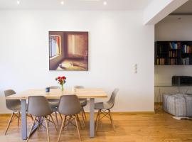 Modern apartment in the centre of Athens, hotel near Lycabettus Hill, Athens
