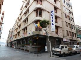 Aparthotel Las Lanzas, pet-friendly hotel in Las Palmas de Gran Canaria