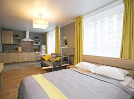 New Horizon Ovechkin Apartments