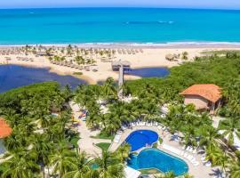 Pratagy Beach - All Inclusive Resort - Wyndham, hotel near Mermaid Beach, Maceió
