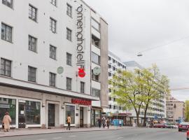 Omena Hotel Turku, hotel in Turku