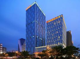 Wanda Realm Liuzhou, hôtel à Liuzhou