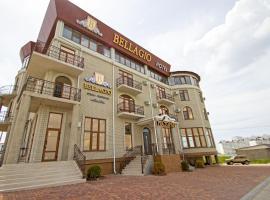 Hotel Bellagio, отель в Анапе, рядом находится Торговый центр «Красная площадь»