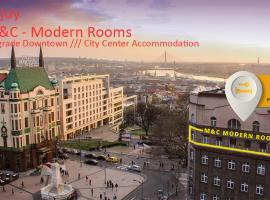 M&C - Modern Rooms