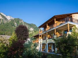Garten - Hotel Sallerhof
