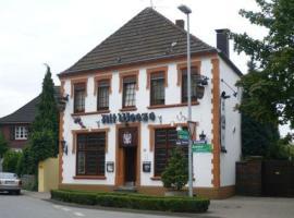 Alt Weeze, Hotel in der Nähe vom Flughafen Weeze Niederrhein - NRN,