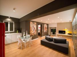 """Ma Maison """"2"""" Luxury Central Suite with Parking, 15 min to Acropolis by Metro"""