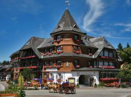 Hotel Schwarzwaldhof, hotel in Hinterzarten