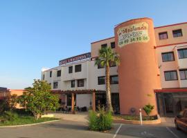 Hôtel Restaurant L'Hacienda