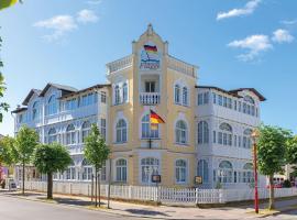 Hotel Deutsche Flagge