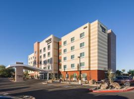 Fairfield Inn & Suites by Marriott Phoenix Tempe/Airport, hotel near Hall of Flame Firefighting Museum, Tempe