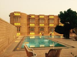 Golden Haveli, hotel in Jaisalmer
