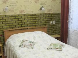Apartment on Mira 4/1
