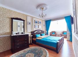 Уютная 2-комн. квартира, с дизайнерским ремонтом