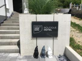 Boutique Hotel Chalet Weinberg