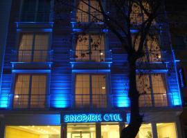 Sinopark Hotel, hotel near Sinop Airport - SIC, Sinop