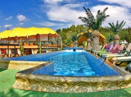 Malibu, hotel near Buhta radosti, Sorokino