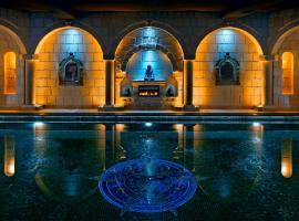 Los mejores hoteles de 5 estrellas de Capadocia, Turquía ...
