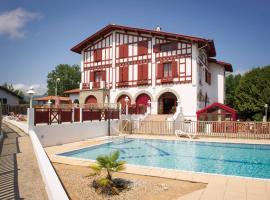 Hôtel & Résidence Vacances Bleues Orhoïtza