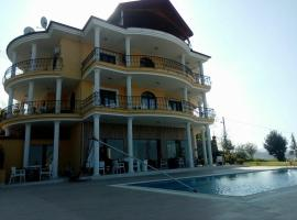 Triplex Villa with Private Pool & Fireplace