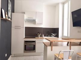 ★ SUPERBE T3 - Quartier JOLIETTE-Mucem-Vieux Port, apartment in Marseille