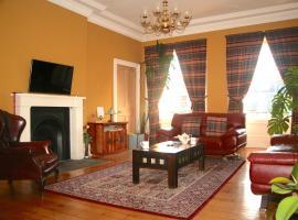 Luxury Georgian Apartment, hotel with jacuzzis in Edinburgh
