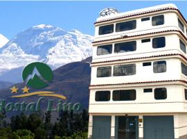 Hostal Residencial Lino, guest house in Huaraz