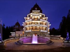 Festa Winter Palace Hotel, hotel in Borovets