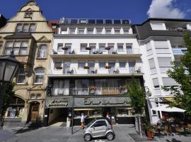 Ernsing's Garni Hotel, hotel in Bad Neuenahr-Ahrweiler