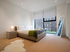 Quartermile Meadows Apartment, self catering accommodation in Edinburgh