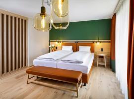 Hirschen Wildhaus Swiss Quality Hotel, Hotel in Wildhaus