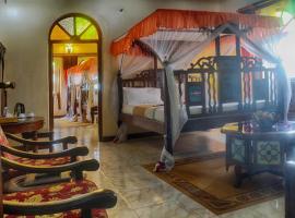 Antonio Garden Hotel, hotel in Zanzibar City