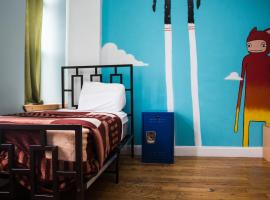 NY Moore Hostel, budget hotel in Brooklyn