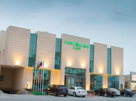 Narmiss Aparthotel 2, serviced apartment in Riyadh