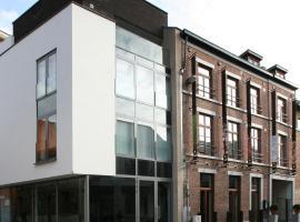 Hotel De Groene Hendrickx, accessible hotel in Hasselt