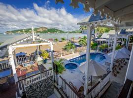 Hotel Victoriano, hotel near Christ of the Mercy, San Juan del Sur
