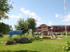 Hotel Hullu Poro, hotel in Levi