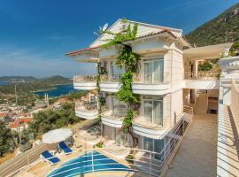 Best Apart Hotel Kaş